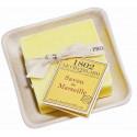 Set Cadou Savoniera Sapun Natural Marsilia Patrat 100g Verveine-Citron Verbina-Lamaie Le Chatelard 1802