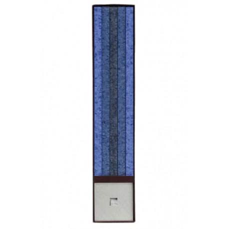 Set Cadou Lumanari Decorative cu Suport Otel Inox Amabiente Classic 14106 Marine Nacht Anthrazit