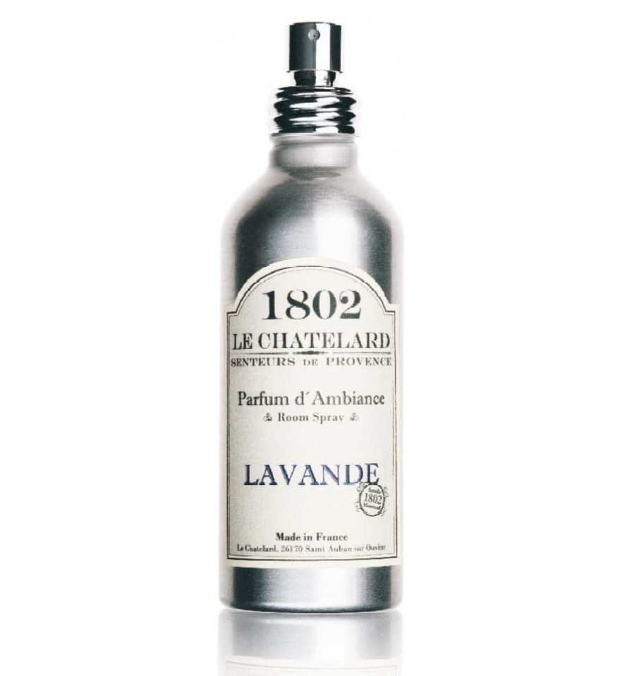 Parfum Camera Ambiental Vaporizator Natural 100ml Lavanda De Provence Le Chatelard 1802