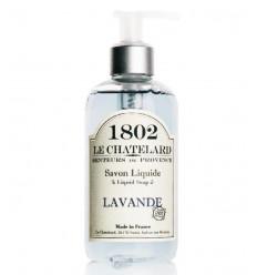 Sapun Lichid Natural 250ml Lavanda de Provence