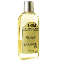 Gel de Dus Natural 200ml Lavanda de Provence Le Chatelard 1802