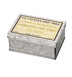 Sapun de Marsilia verbina ceai verde in cutie galva