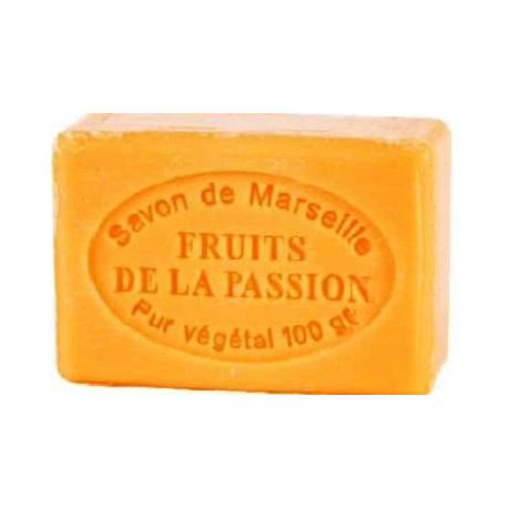 Sapun Natural de Marsilia 100g Fructul Pasiunii Fruits de la Passion Le Chatelard 1802