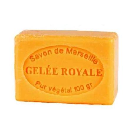 Sapun Natural de Marsilia 100g Laptisor de Matca Gelee Royale Royal Jelly Le Chatelard 1802