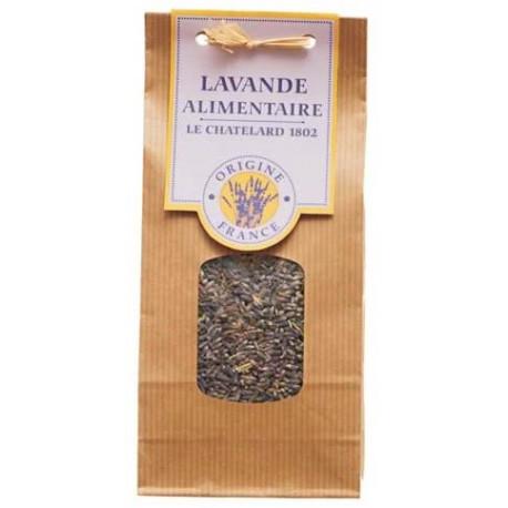 Ceai Lavanda Alimentara de Provence 60g Le Chatelard 1802