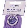 Set cadou sapunuri de Marsilia LAVANDA, voiaj