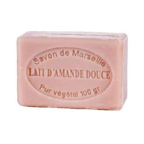 Sapun Natural de Marsilia 100g Lait d'Amande Douce Lapte Migdale Dulci Le Chatelard 1802