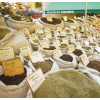 Set Cadou Sapun Natural Marsilia 100g Masline Exfoliant si Saculet Ierburi de Provence 40g Le Chatelard 1802