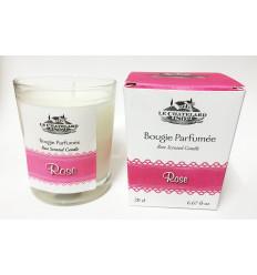 Lumanare parfumata TRANDAFIRI, naturala