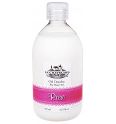 Gel de Dus Natural 500ml Trandafir Rose Le Chatelard 1802