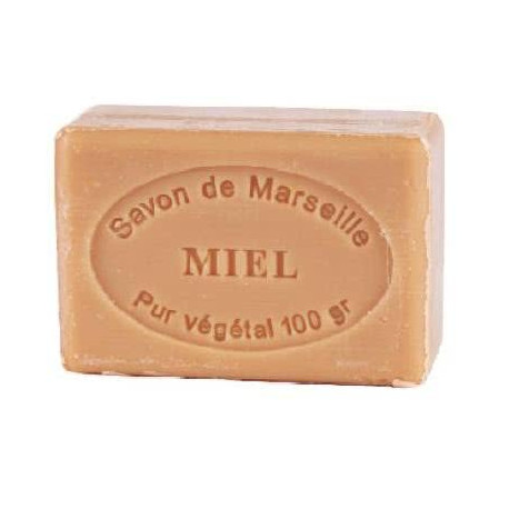Sapun Natural de Marsilia 100g Miere Miel Honey Le Chatelard 1802