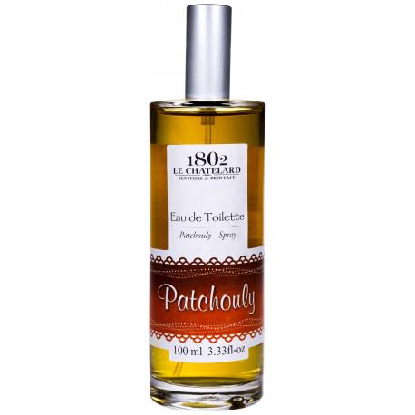 Parfum de PACIULI-PATCHOULI - apă de toaletă