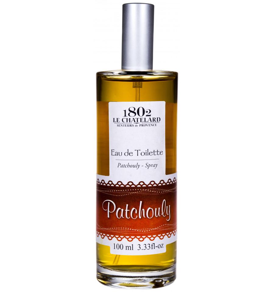 Imagine Apa De Toaleta Parfum Natural Patchouly 100ml Paciuli Le Chatelard 1802