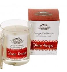 Lumanare parfumata FRUCTE ROSII, naturala