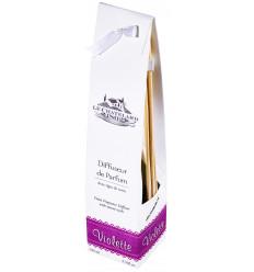 Difuzor Parfum Cu Bete Ratan 100ml Violete Natural Camera
