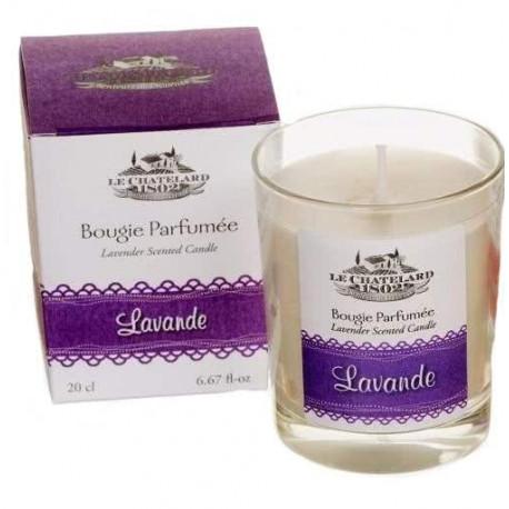 Lumanare parfumata LAVANDA, naturala