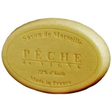 Sapun Natural de Marsilia 100g  Piersica Salbatica Peche de Vigne Le Chatelard 1802 Oval