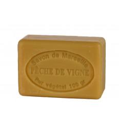 Sapun Natural de Marsilia 100g Piersica Salbatica Peche de Vigne Le Chatelard 1802