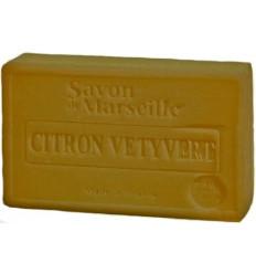 Sapun Natural de Marsilia 100g Citron - Vetyver Le Chatelard 1802