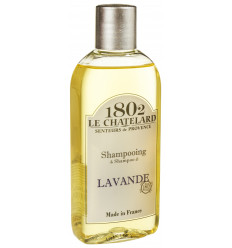 Sampon Natural 200ml Lavanda de Provence Le Chatelard 1802
