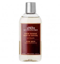 Gel Dus Lemn de Santal 200ml Bois de Santal Le Chatelard 1802