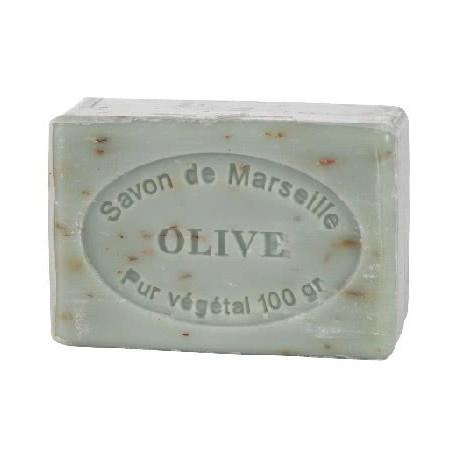 Sapun Natural de Marsilia 100g Masline Ulei Huile d'Olive Olive Oil Le Chatelard 1802