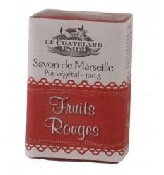 100g Fructe Rosii de Padure Fruits Rouges