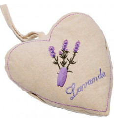 Inima Flori Lavanda Naturala de Provence 100g Le Chatelard 1802