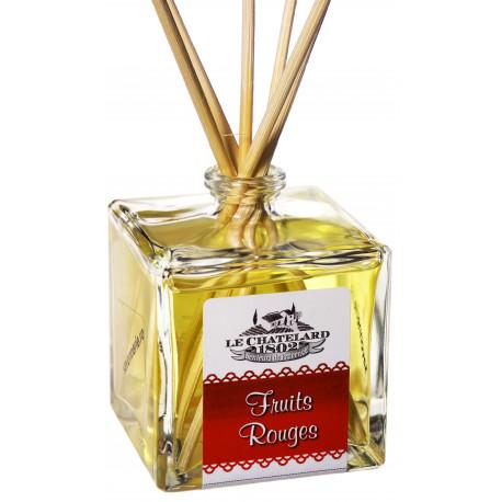 Difuzor de parfum cu betisoare FRUCTE ROSII de PADURE