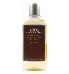 Gel de dus LEMN de SANTAL, 200ml