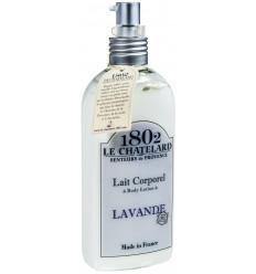 Lapte de Corp Natural 200ml Lavanda de Provence  Le Chatelard 1802