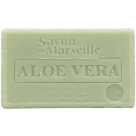 Sapun Natural de Marsilia 100g  Aloe Vera Le Chatelard 1802