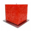Amabiente Kubus 16430 Red Rot Rosu