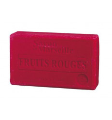 Sapun Natural de Marsilia 100g Fructe Rosii Padure Fruits Rouges Le Chatelard 1802