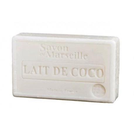 Sapun Natural de Marsilia 100g Lapte de Cocos Lait de Coco Le Chatelard 1802