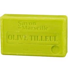 Sapun Natural de Marsilia 100g Masline-Flori de Tei Olive-Tilleul Le Chatelard 1802