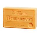 Sapun Natural de Marsilia 100g Piersica-Caise Peche-Abricot Le Chatelard 1802