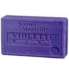 Sapun Natural de Marsilia 100g Violete-Mure Le Chatelard 1802