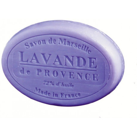 Sapun Natural de Marsilia 100g Lavanda de Provence Le Chatelard 1802 Oval