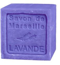 Sapun natural cu LAVANDA, cubic
