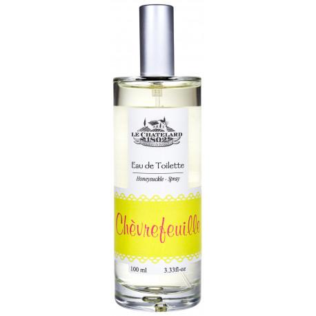 Apa de Toaleta Parfum Natural Caprifoi 100ml Chevrefeuille Le Chatelard 1802