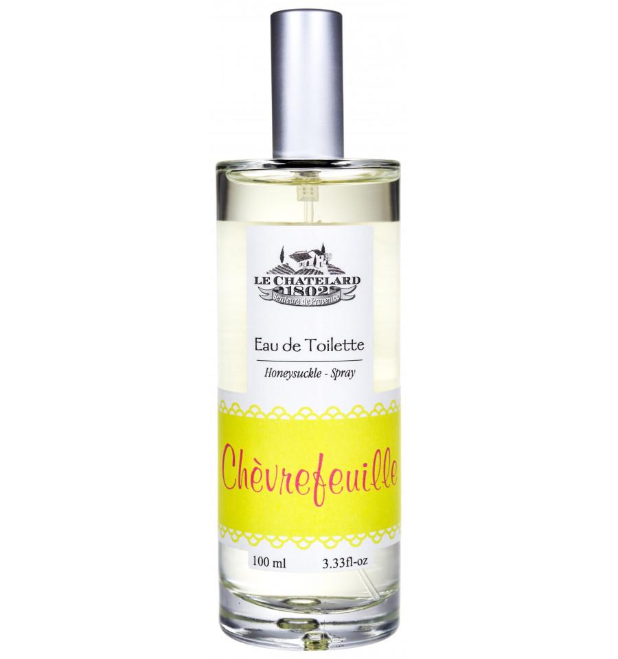 Imagine Apa De Toaleta Parfum Natural Caprifoi 100ml Chevrefeuille Le Chatelard 1802