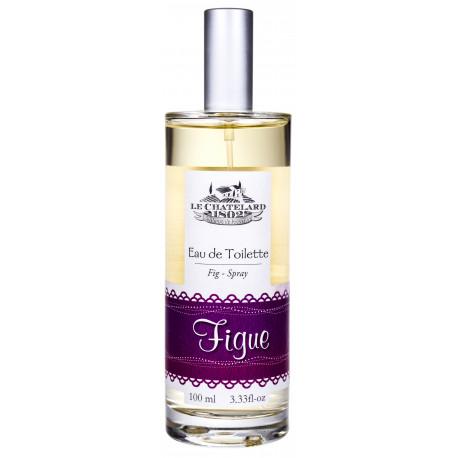 Apa de Toaleta Parfum Natural Smochine 100ml Figue Le Chatelard 1802