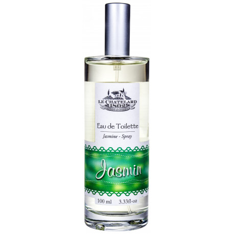 Apa de Toaleta Parfum Natural Iasomie Jasmin Le Chatelard 1802