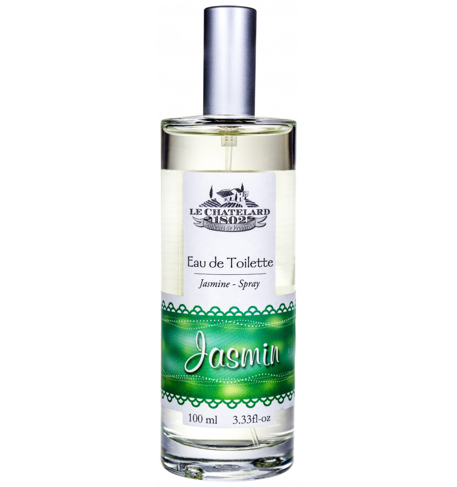 Imagine Apa De Toaleta Parfum Natural Iasomie Jasmin Le Chatelard 1802