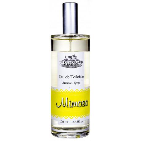 Apa de toaleta MIMOZA, parfum natural