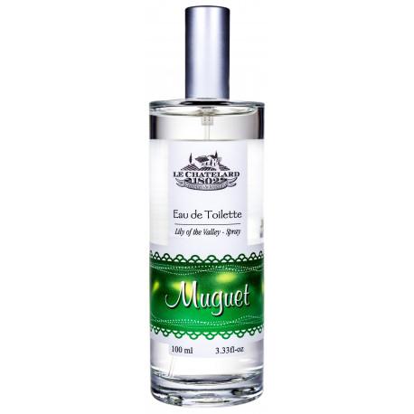Apa de toaleta LACRAMIOARE, parfum natural