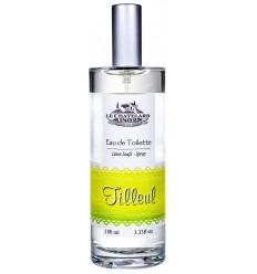Apă de toaletă FLORI de TEI, parfum natural