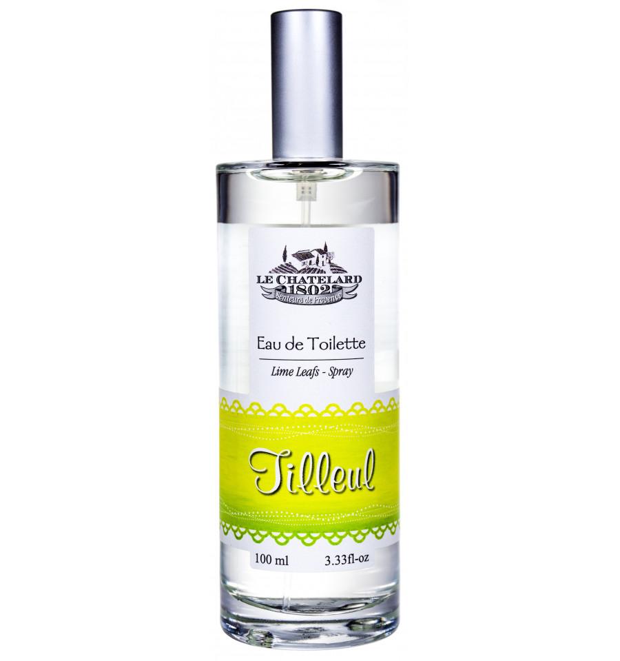 Imagine Apa De Toaleta Parfum Natural Flori De Tei 100ml Tilleul Fleur Le Chatelard 1802