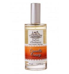 Parfum ambiental natural SCORTISOARA si PORTOCALE, spray